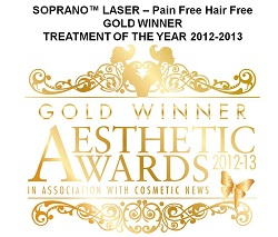 The Cosmetic Clinic For Laser Hair Reduction Skin